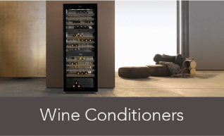 Miele Wine Conditioners